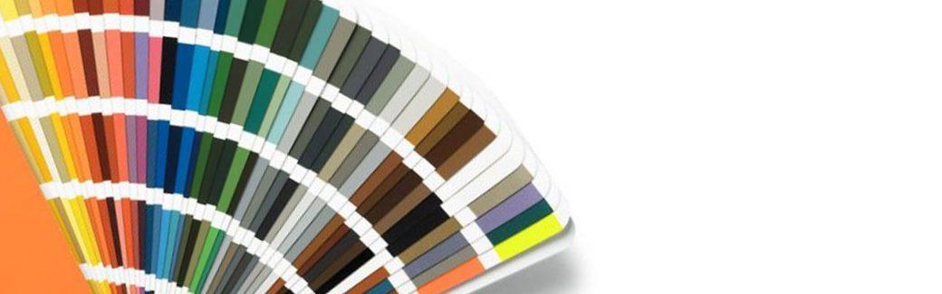 Paleta barw ral marmur syntetyczny